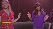 Faberry LoveSong - Naked