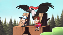 S1e11 woodpecker