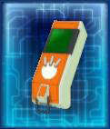Digivice Masters Orange
