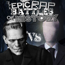 Frankenstein vs Slender Man