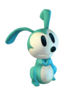 Bunny children Epic Mickey art