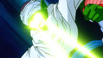 Piccolo Eye Lasers Fired