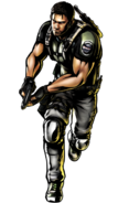 Chris Redfield (Ultimate)