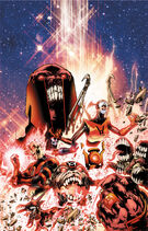Red Lanterns Vol 1 20 Textless
