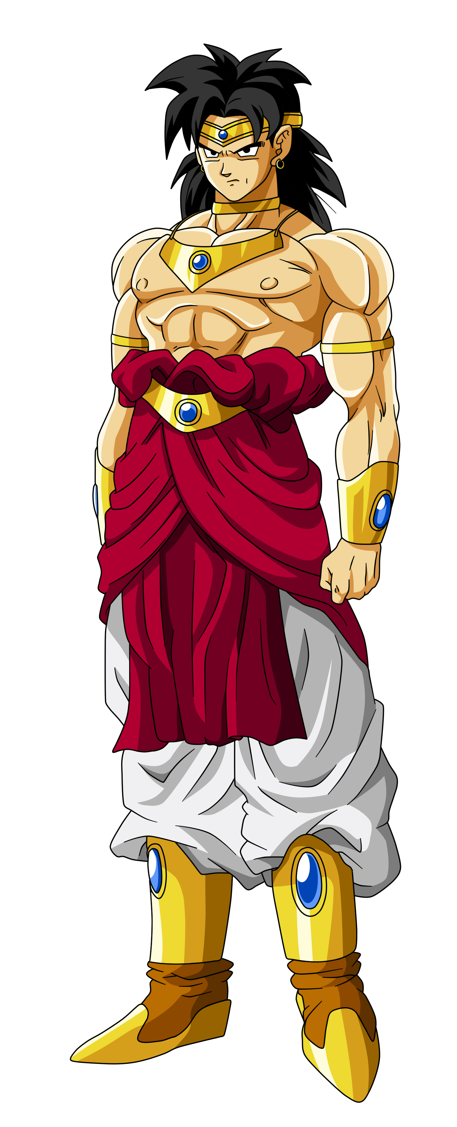 Broly - Dragon Ball Power Levels Wiki