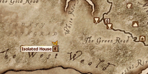 Isolated House Maplocation