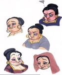 Aladdin's Mother - Concept Art 03