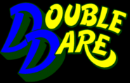 Double Dare Logo 1986 d