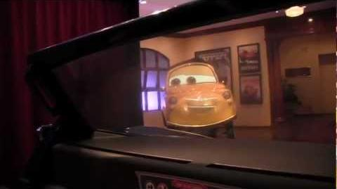 Radiator Springs Racers (Disney California Adventure) - OnRide (720p)