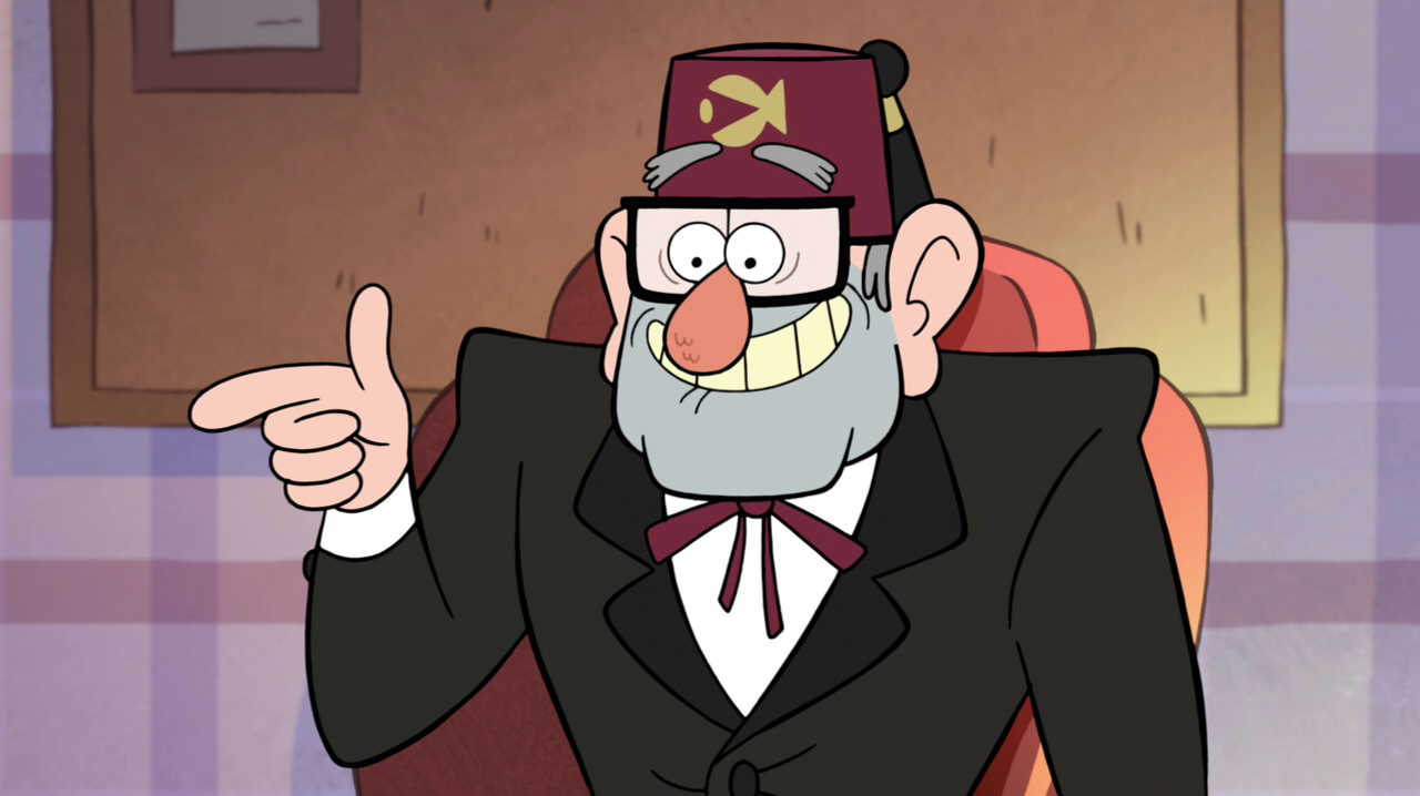 Stan pines gravity falls wiki