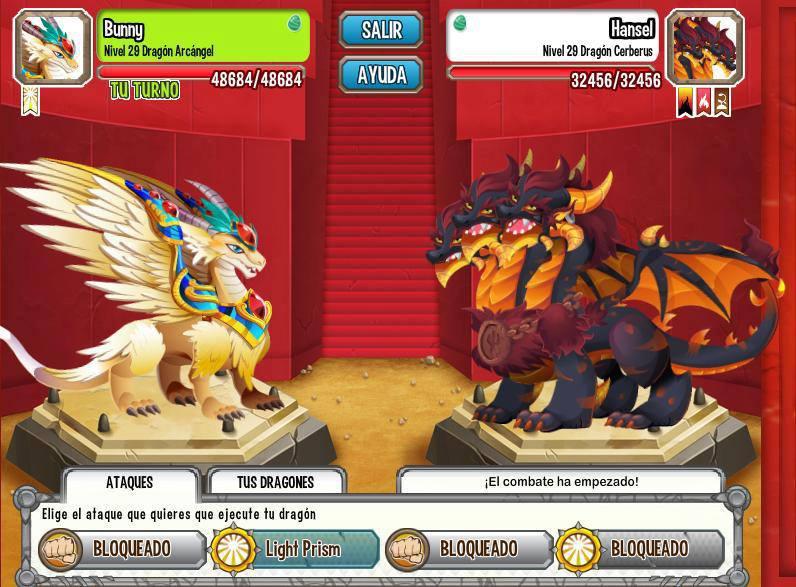 dragon arcangel - Wiki Dragon City