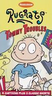 Tommy Troubles VHS