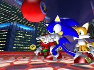 City Top Team Sonic
