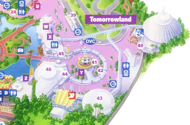 Image SEO all 2: Disney world map, post 8