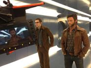 Wolverine Days of FUture Past