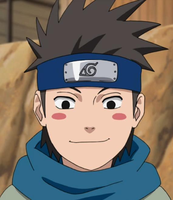 Konohamaru Sarutobi - Wiki Naruto