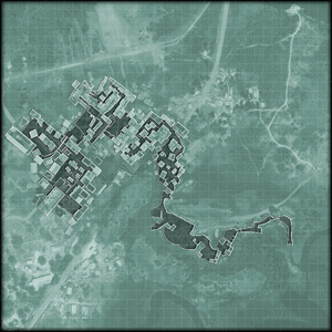 Back on the Grid minimap MW3