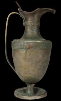 Pompeii Amphor