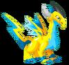 Dragão elétrica 2