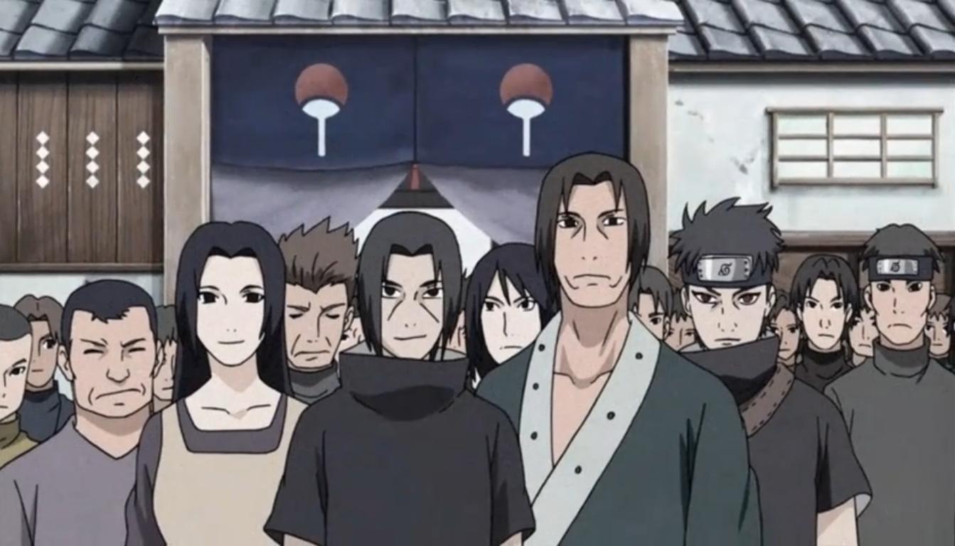 naruto es genial         Clan Uchiha
