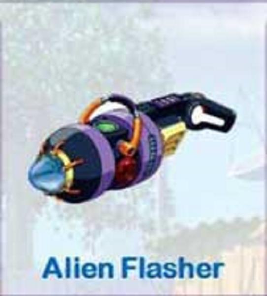 Alien flasher monster buster club - Monster buster club alien ...