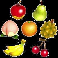 [AC] ¿Cuál es tu fruta inicial? ¿Que frutas tienes? Frutas_NL