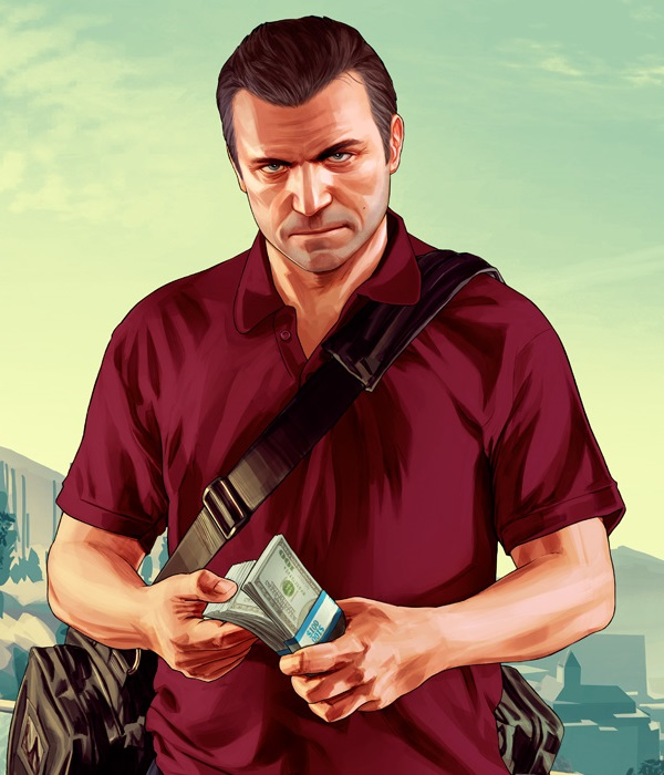 Astuka's Blog: Meet the GTA V characters    in real life