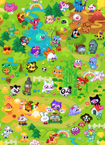 Background Moshlings