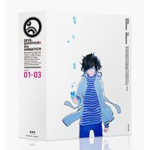 Devil Survivor 2 The Animation Vol. 1 Limited Blu-ray+Soundtrack CD Japan