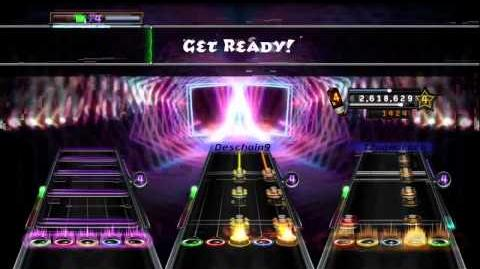 Theme From Spiderman FBFC (Guitar Hero Warriors of Rock)