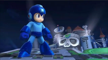 Mega Man in SSB4 (1).