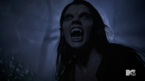 Teen Wolf Season 3 Episode 3 Fireflies Adelaide Kane Cora Growl
