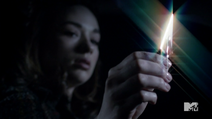 Teen Wolf Season 3 Episode 3 Fireflies Crystal Reed Allison Argent Arrow