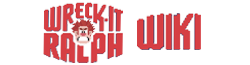 Wreck-It Ralph Wiki-wordmark
