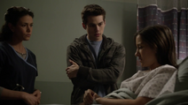 Teen Wolf Season 3 Episode 3 Fireflies Melissa Ponzio Dylan O'Brien Zelda Williams