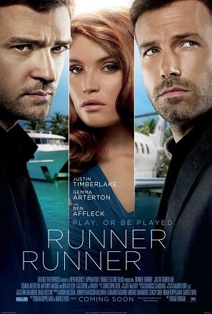 Players (film)  Runner runner Runner_Runner_film_poster