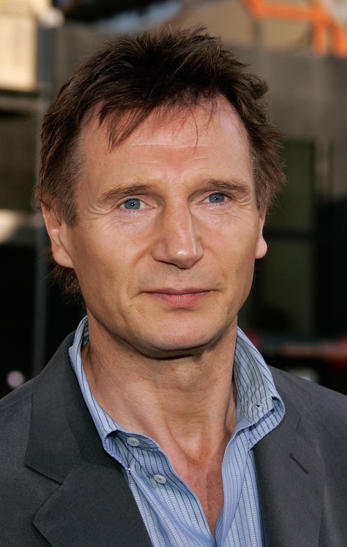 I don't think those 2 look alike at all. I see more Liam Neeson: - Liam-Neeson1