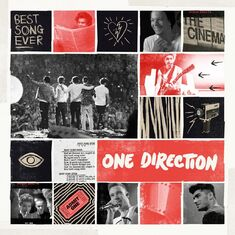 One Direction- Best Song Ever