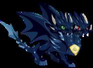 Pure Dark Dragon 2c