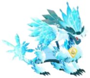 Pure Ice Dragon Egg