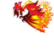 Dragon Flame 3d