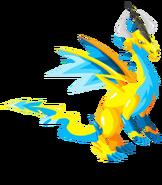 Elétrico Dragão 3c