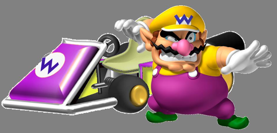 Mario Kart les salvo l...