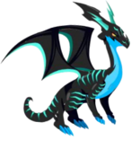 Neon Dragão 3c