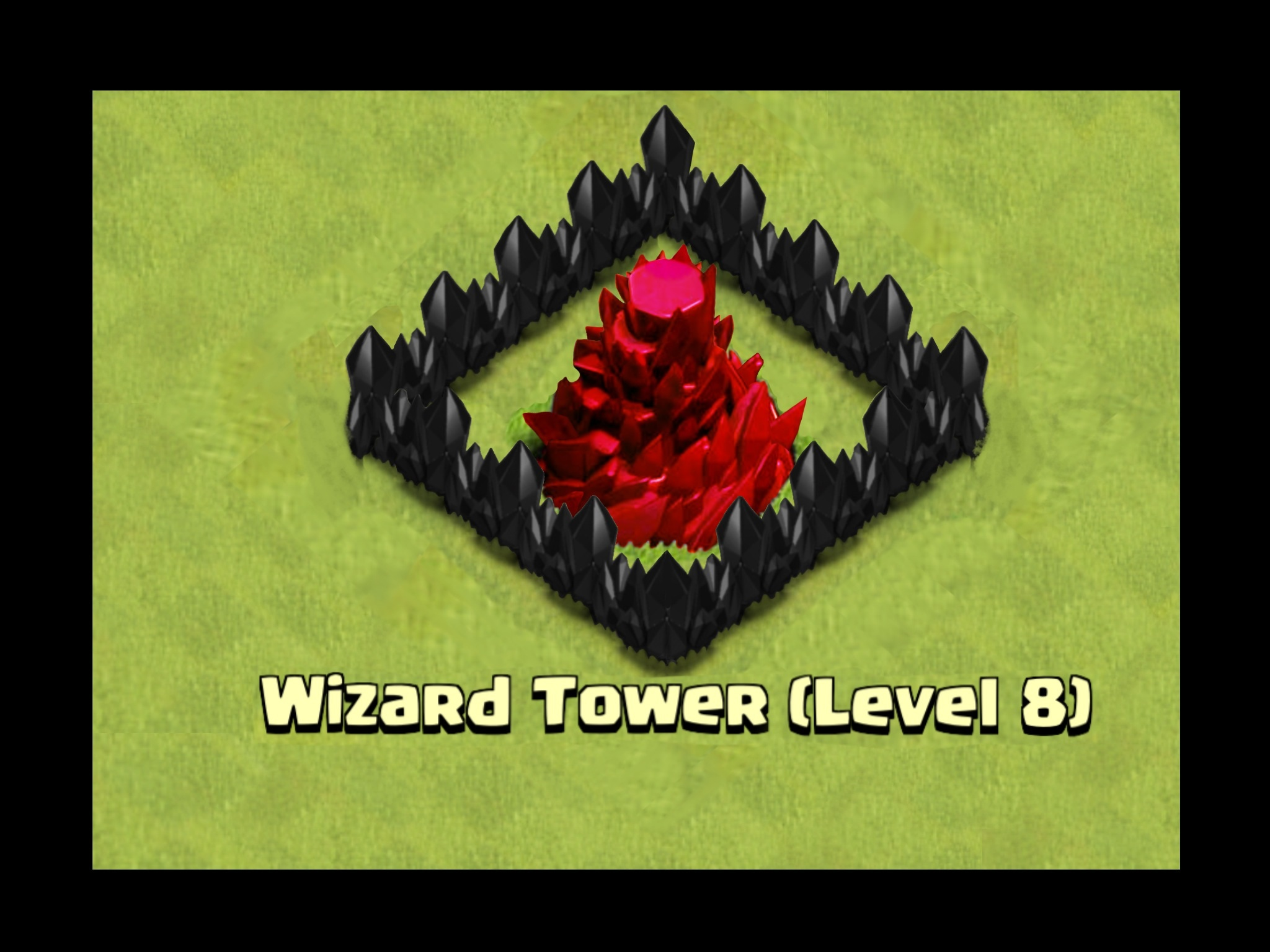 Wizard tower level 8    - Clash of Clans WikiWizard Clash Of Clans Wallpaper
