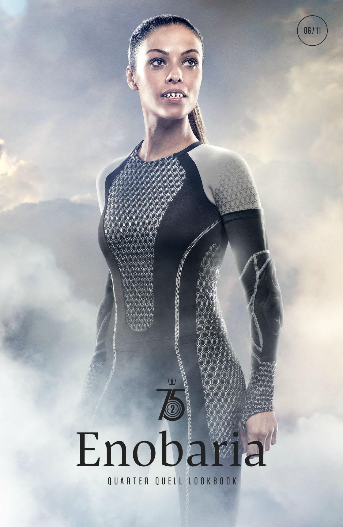Enobaria - The Hunger Games Wiki  Enobaria - The ...