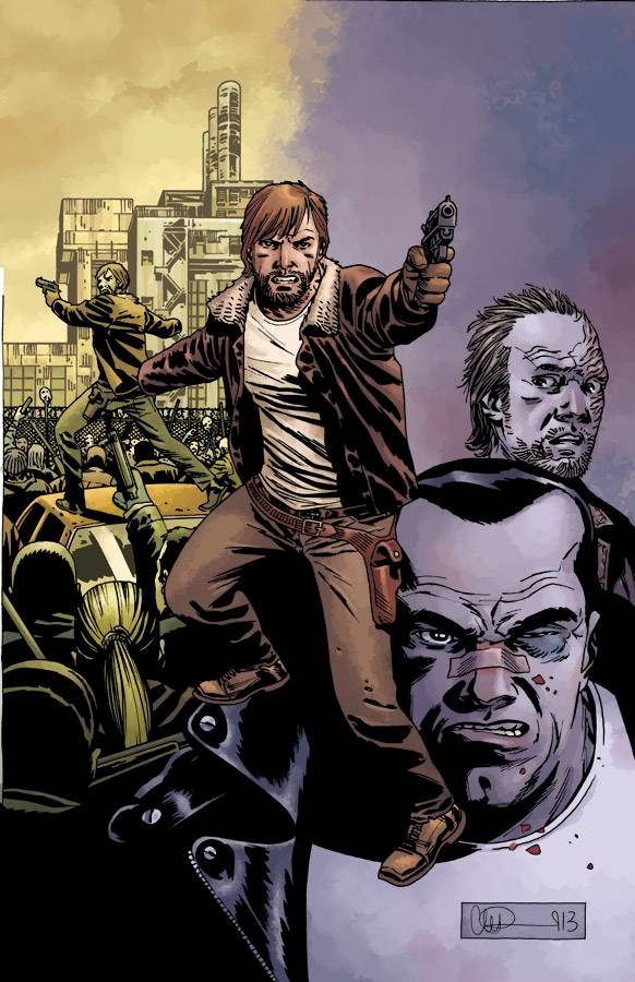Posted Image The Walking Dead Issue 115