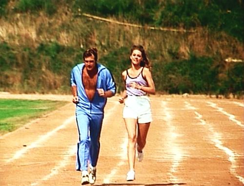 bionic woman running - photo #4