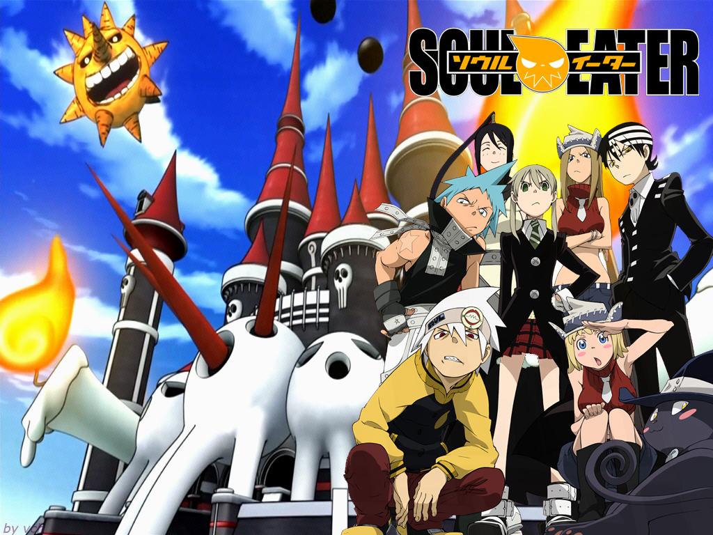 Soul Eater - Toonami Wiki