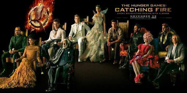 The Hunger Games: Katching Fire